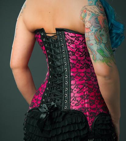 Photographer: Daryl Croft, Model: Glitter Bubbbles, MUA: Jessica Gorgchuck, Styling: Keltie Squires