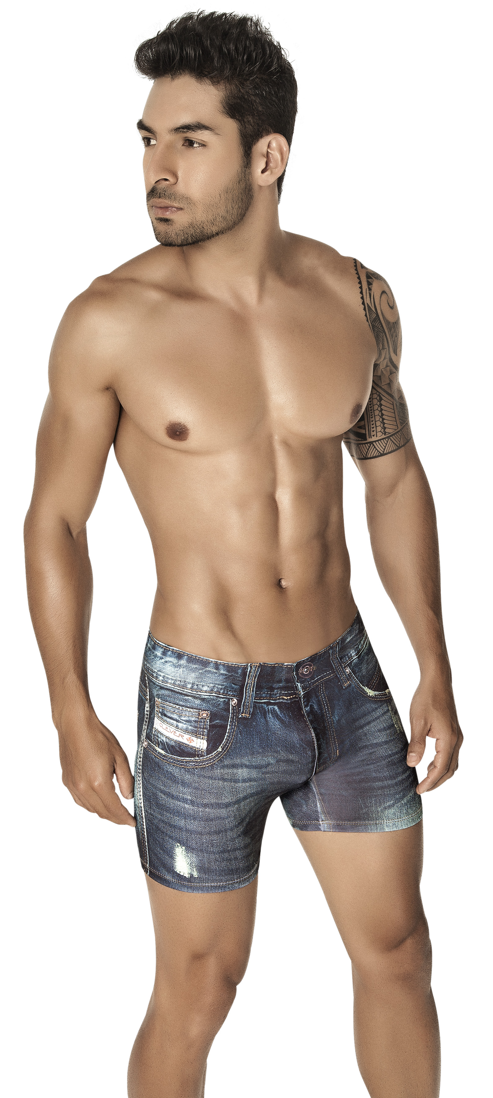 Faux denim jeans boxer briefs 2201 Edmonton
