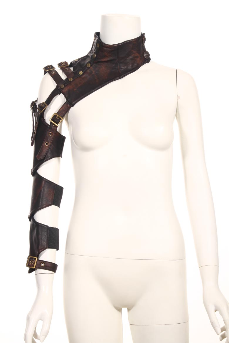 Vegan Leather Arm Harness Sleeve 3900 Edmonton