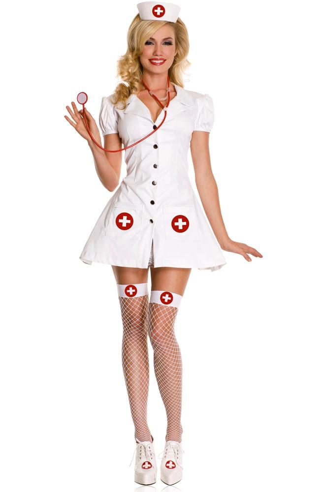 sexy nurse costume headpiece stethoscope 70415 Edmonton
