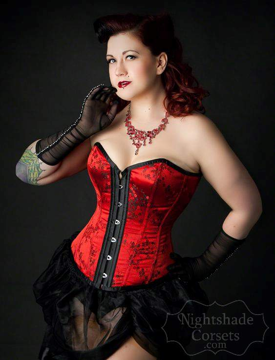 Model: Bettie Buxom, Makeup By: Jack'd Up Makeup Artistry, Styling: Keltie Squires