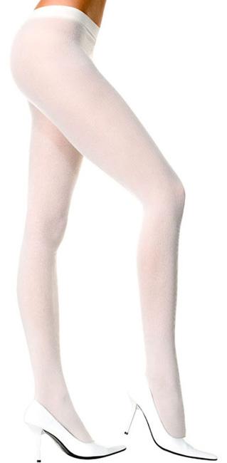 Opaque tights white 0747 Edmonton