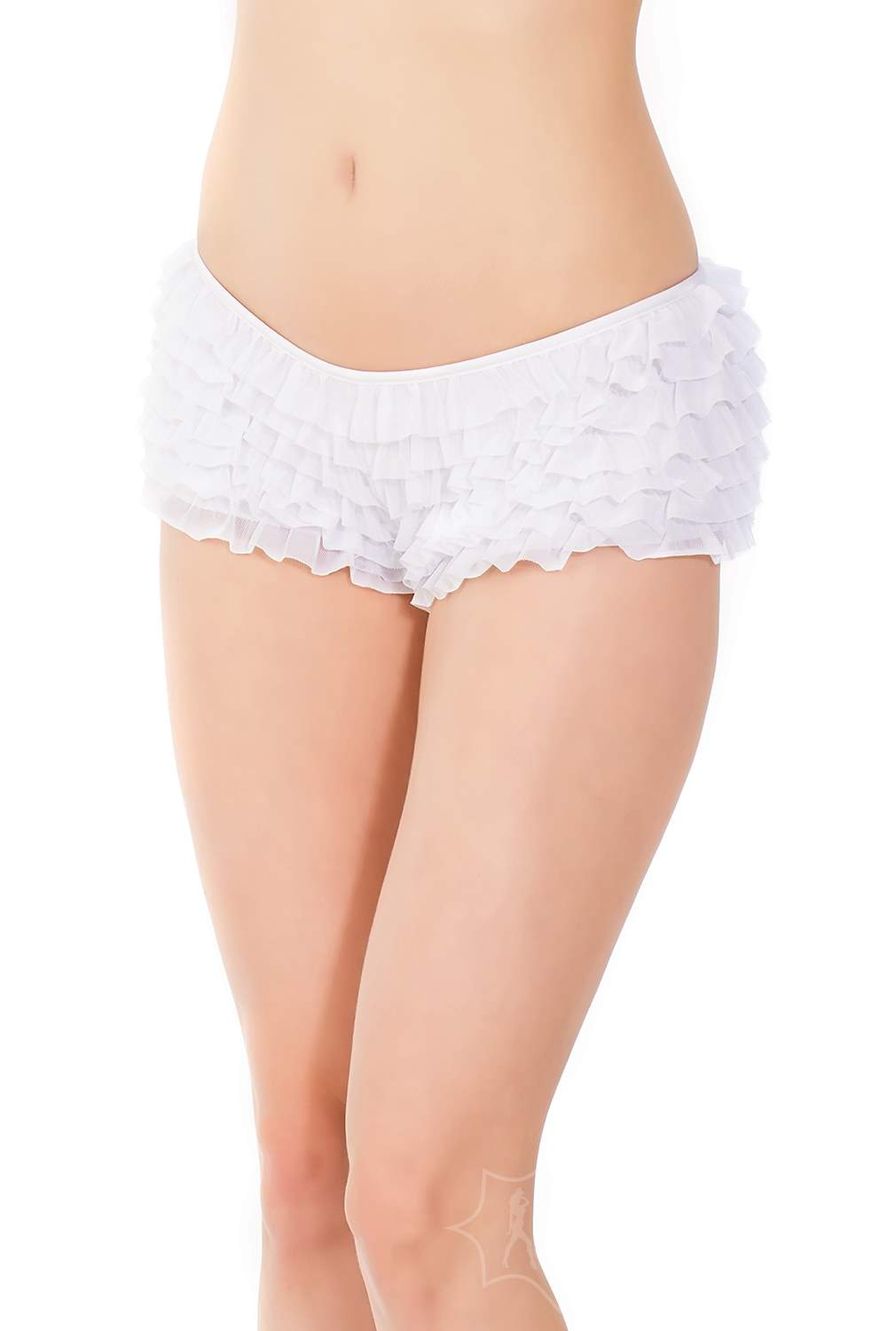Super soft mesh ruffle panties back bow 0114 Edmonton