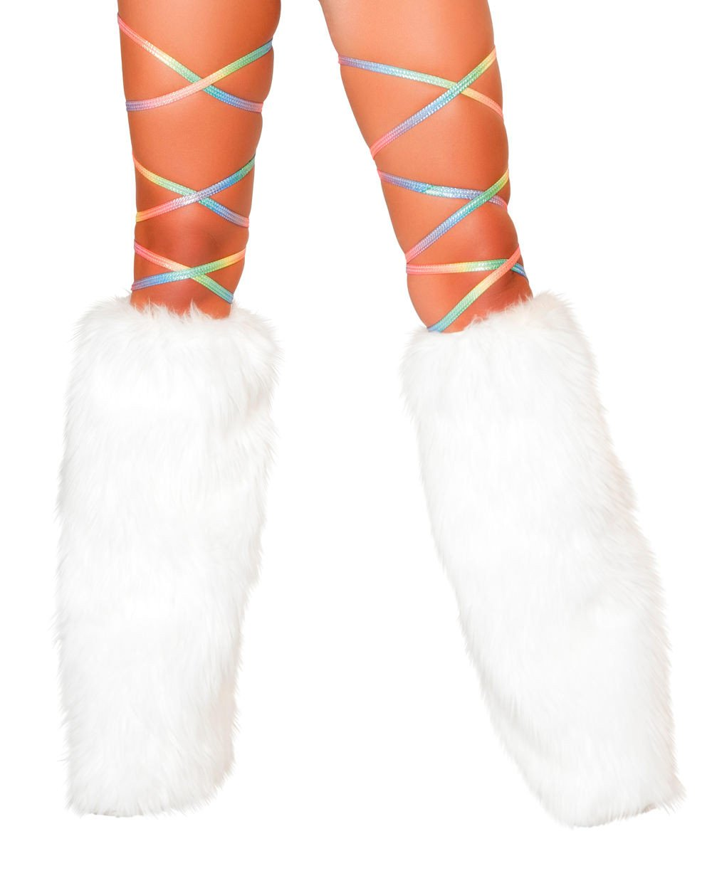 Two leg wraps shown; sold separately.