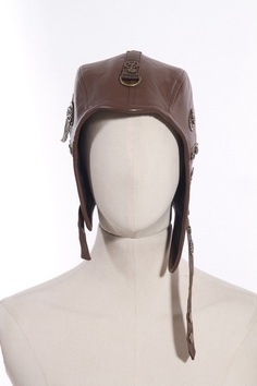 Faux leather aviator hat 24011 Edmonton