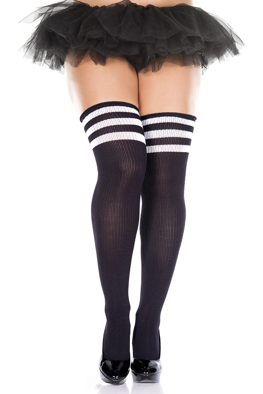 Over the knee athletic socks 4245 Edmonton