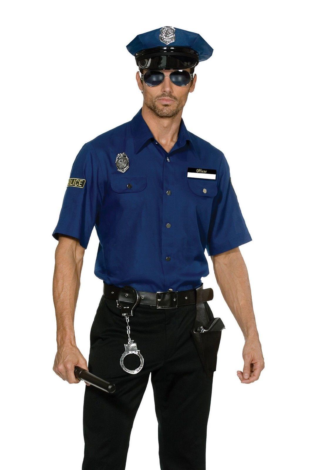 Police man costume 5150 Edmonton