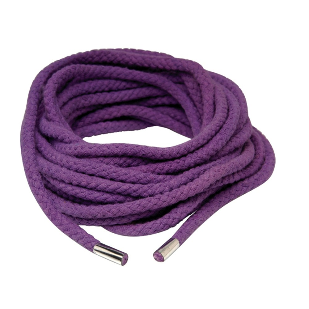Purple Cotton Polyester Rope 3869 Edmonton