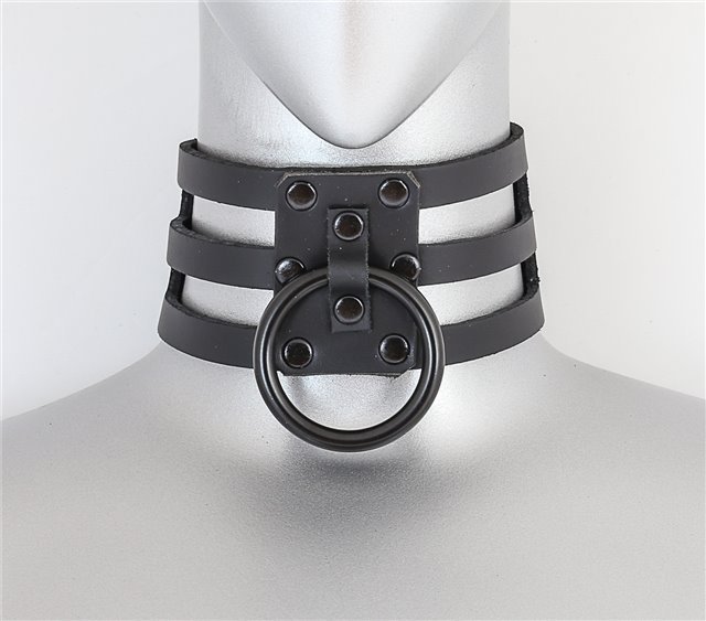 Black Collar Black O-Ring 0529bb Edmonton