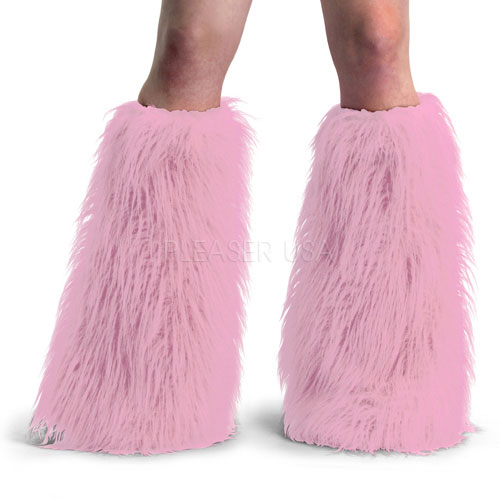 Shown in Baby Pink Fur