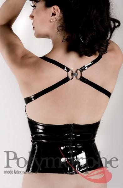 Shown in Black Latex