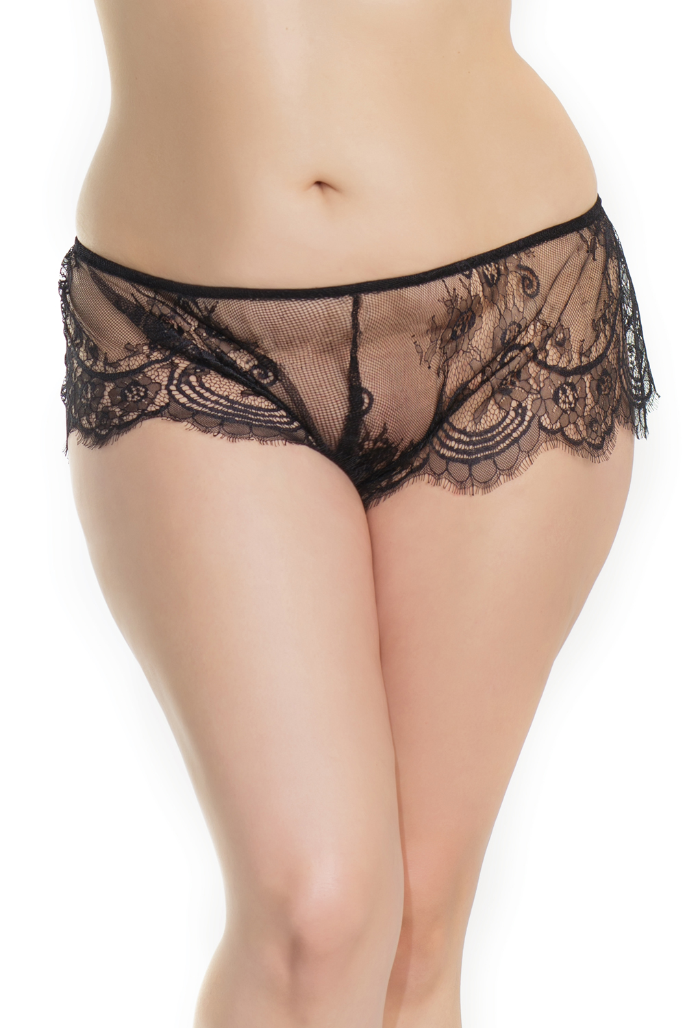 Flared lace panties 7207 Edmonton