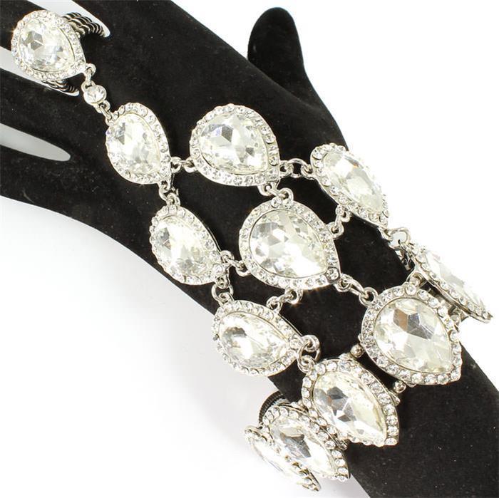 Slave bracelet featuring crystals 136148 Edmonton