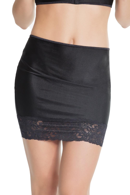 Stretchy skirt silicone-backed lace hem 7239 Edmonton