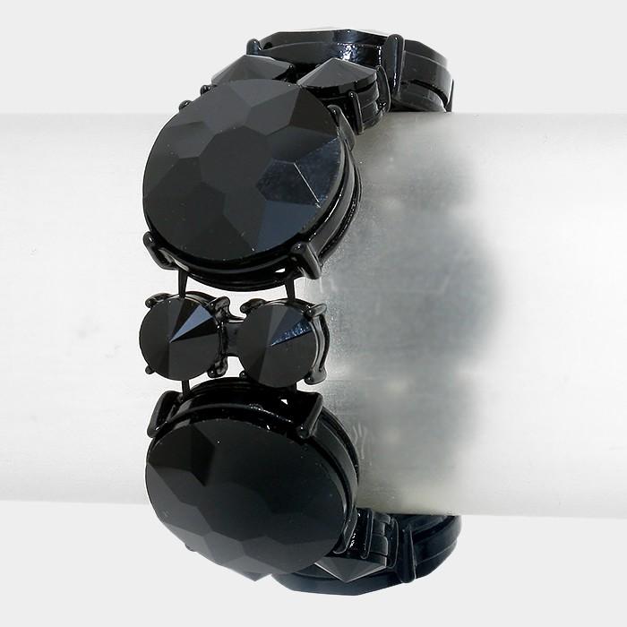 Sparkling rhinestone bracelet 287330 Edmonton