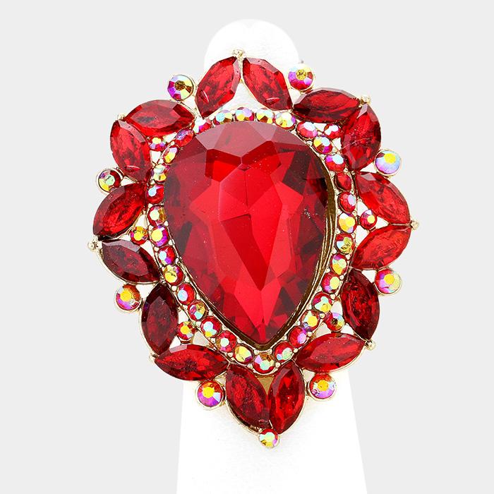 Sparkling rhinestone ring 393568 Edmonton