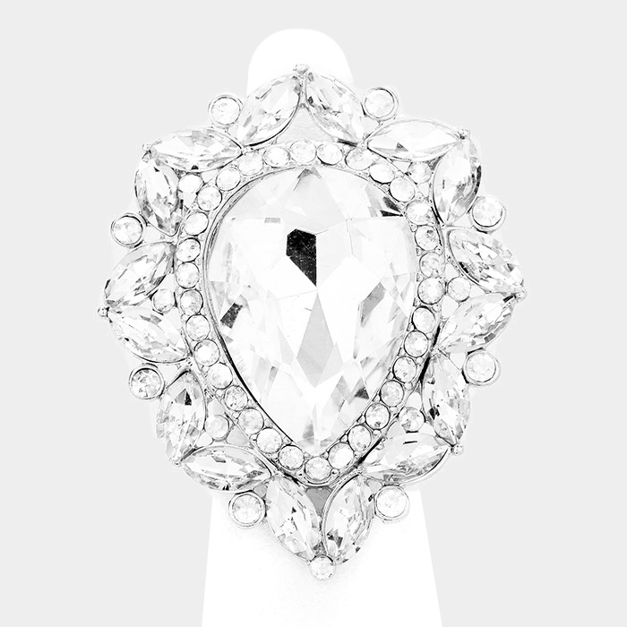 Sparkling rhinestone ring 393569 Edmonton