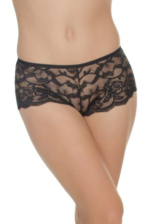 Black Lace Panties Edmonton