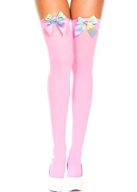 Pink Stockings Edmonton