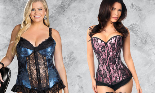 Basic, starter and beginner corsets