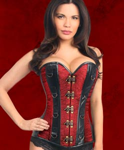 Authentic Overbust Corsets