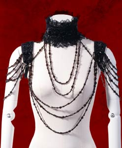 Beaded Body Jewelry