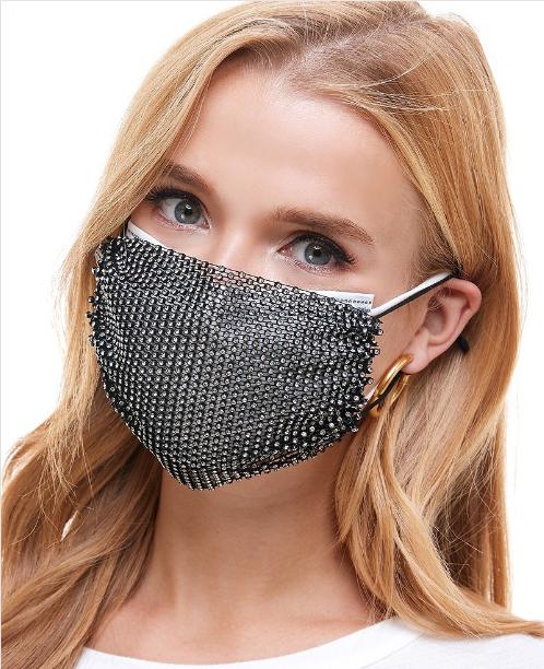 Rhinestone Mask Edmonton
