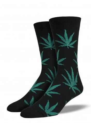 Men's 420 Pot Weed Socks Edmonton
