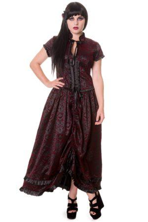 Plus Size Goth Dress Edmonton