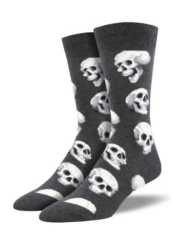 Men's Skull Socks Edmonton