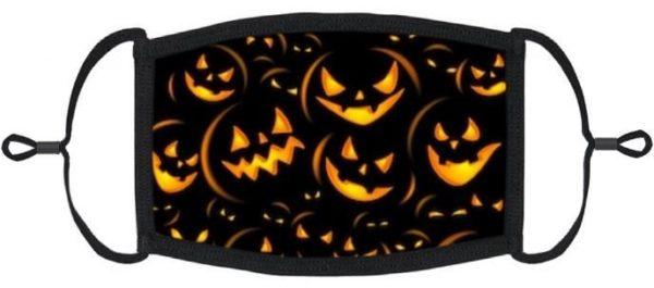 Jack O Lantern Pumpkin Mask Edmonton Halloween