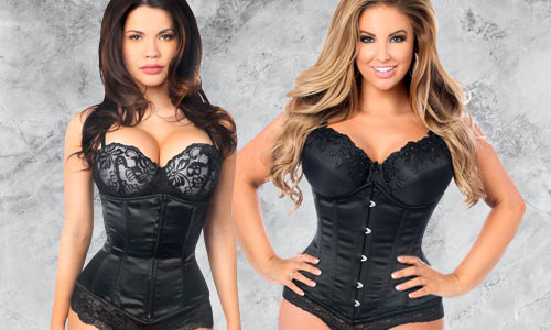 Waist cinchers and waist training