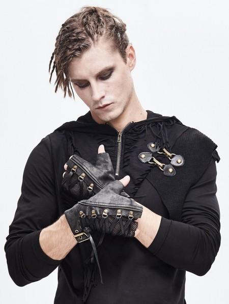 Men's Faux Leather Gloves Edmonton