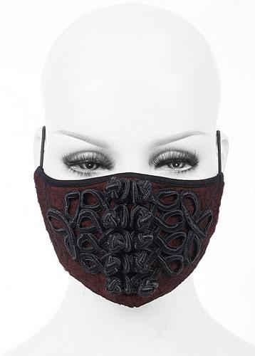 Gothic Lace Mask Edmonton