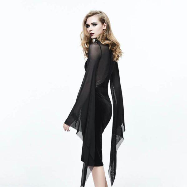 Gothic Velvet Dress Edmonton