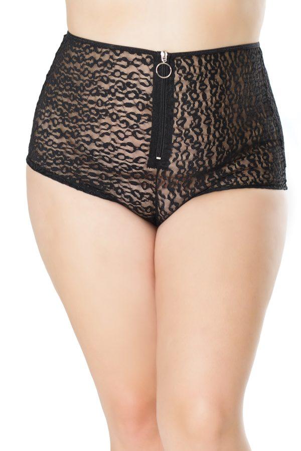 Plus Size High Waist Shorts Edmonton