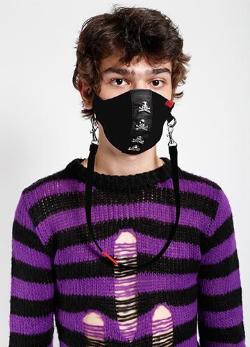 Punk Skull Mask Edmonton