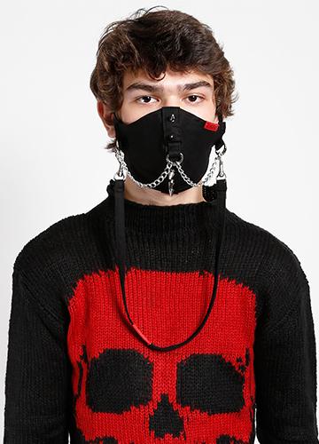 Goth Face Mask Edmonton