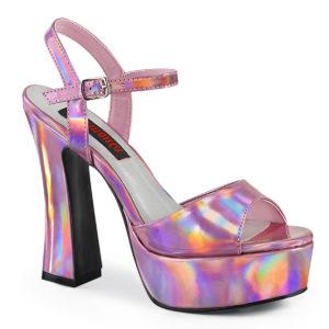 Pink High Heels for Men Edmonton