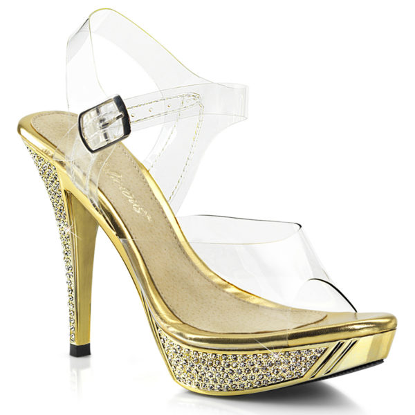 Gold High Heels Edmonton