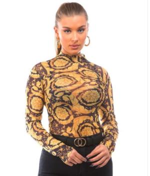 Glam Bodysuit Edmonton