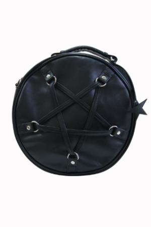 Fake Leather Pentagram Purse Edmonton